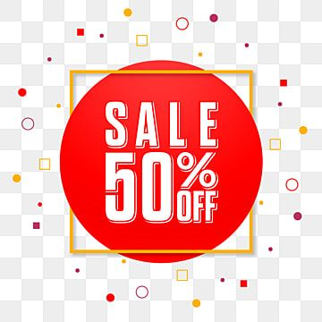 Special Offer Sale 50 Off Red Tag Discount Offer Price Label Symbol For Advertising Campaign In Retail Sale Tag Label Png And Vector With Transparent Backgro Banner Ads Design Sale Banner