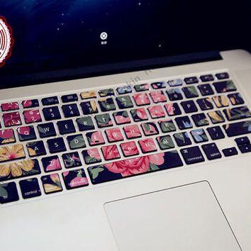 sale retailer ae5bc 40ae5 Keyboard-Decal MacBook Macbook Keyboard Decal/Macbook Pro Keyboard ...