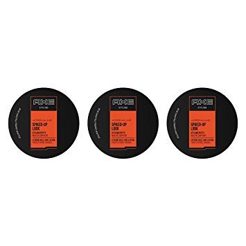 Axe Spiked Up Look Styling Putty Extreme Hold 2 64 Ounce Pack Of 3 Review Hold On Spike Gel