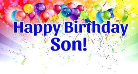60 New Ideas For Birthday Wishes For Son In Marathi Birthday