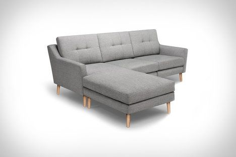 Burrow Modular Sofa My Living Room Sala