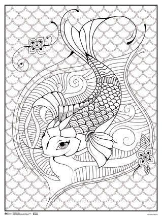 Pin Von Barbara Auf Coloring Fish Ausmalen