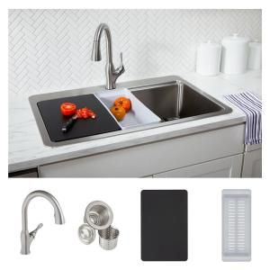Hampton Bay Edson Shaker Assembled 27 01x30x12 5 In Blind Wall Corner Cabinet In Gray Cm2730l Kg The Home Depot Drop In Kitchen Sink Elkay Open Shelving Kitchen Cabinets