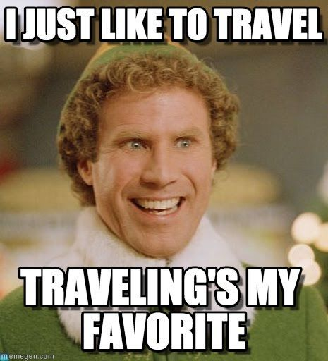 Pin On Funny Travel Memes
