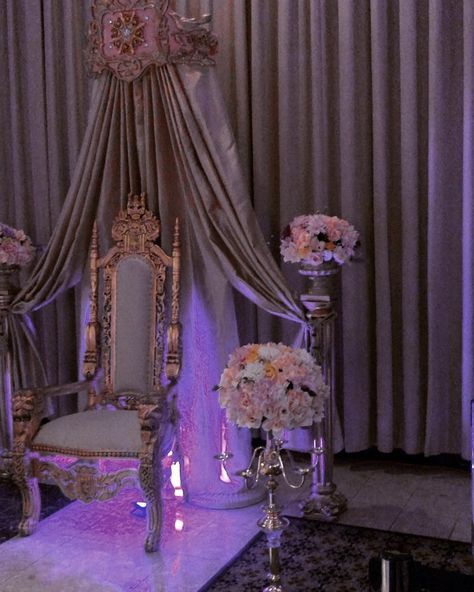 Facebook.com/Shasky.decor The Most Beautiful and Exclusive 6 Feet Tall Throne Chairs, Sofa, Couch Big and Gorgeous  Centerpieces, Backdrop and Decorations for any  Event, Wedding, Quinceañera, Sweet Sixteen, Baby Shower, Graduations, and more... Contact  to WhatsApp: 202-257-2549 . . . . . . #WeddingInspiration  #InstaWedding #WeddingParty #weddingdream #bigday #novias #weddingplanner #weddingdressesguide #fallingwater #wedding #decorationparty #quinceañera #quinceañera #quinceañeradecor #quince