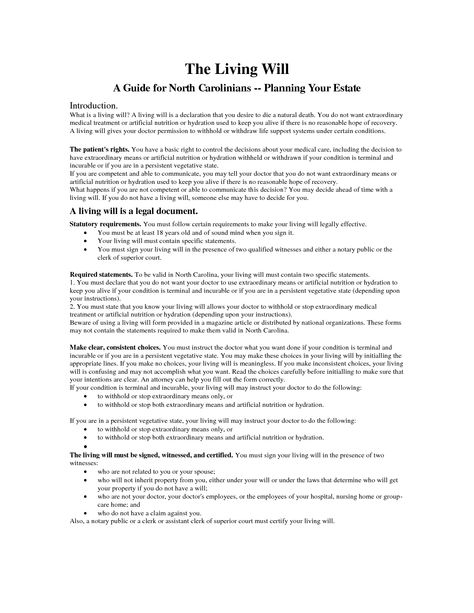1046255png - living will examples Legal Documents Pinterest - advance directive forms