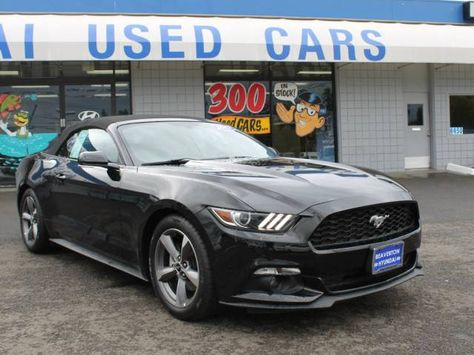 Used 2013 Ford Mustang Convertible for sale in FORT WAYNE IN 46804 - Kelley Blue Book   Cars   Pinterest   Kelley blue Ford mustang convertible and ... & Used 2013 Ford Mustang Convertible for sale in FORT WAYNE IN ... markmcfarlin.com