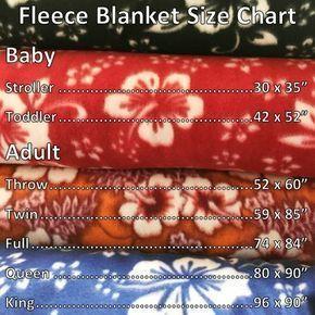 Fleece Toddler-Size Blanket