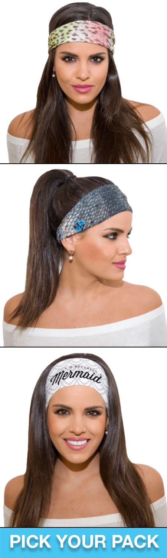 Sales Sample SAVE!! Seasalt Warmth Headband in Grass Wrack Lake Merino Mix