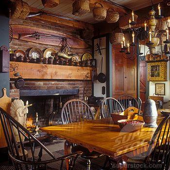 Prim Dining Room