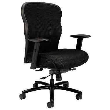 Basyx Vl705 Series Big Tall Mesh Chair Black Best Ergonomic