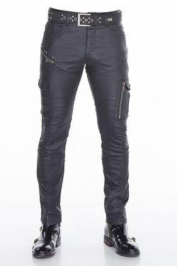 mens leather jeans australia