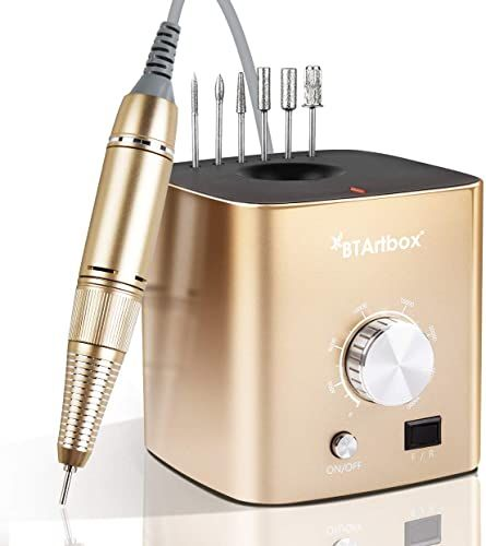 Best Seller Nail Drills Acrylic Nails Professional Nail Drill Machine Btartbox 30000 Rpm Electric Efile Nail Drill Gel Nails Remove Poly Nail Gel Gift Wome In 2020 Acrylic Nail Drill
