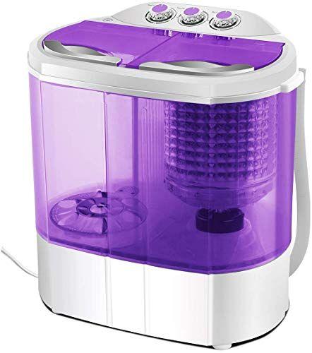 Buy Kuppet Mini Portable Washing Machine Compact Laundry Small