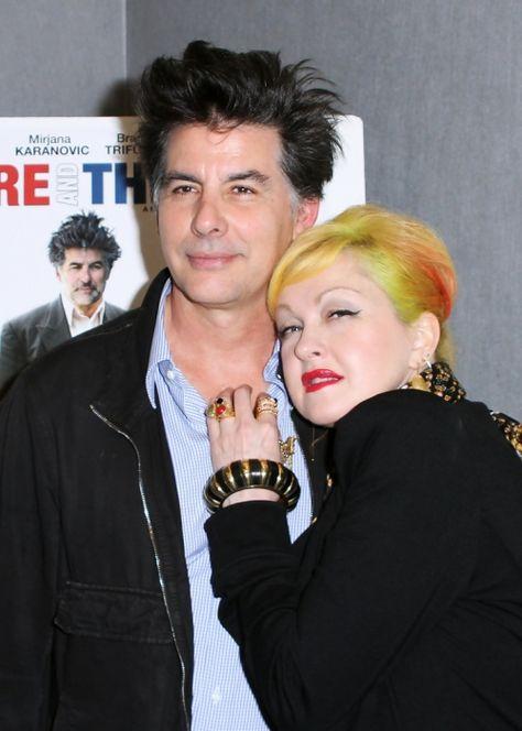 Cyndi Lauper & David Thornton- married over 20 years