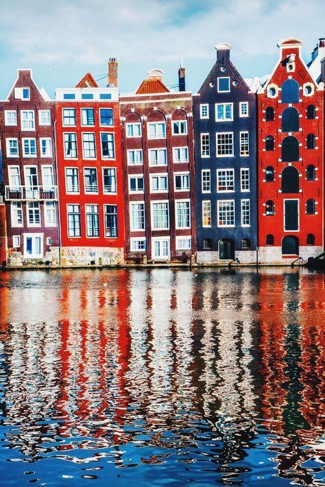 The Most Photogenic Spots In Amsterdam Amsterdam Travel Netherlands Travel Travel Inspiration