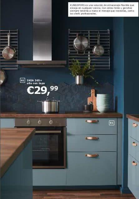 Cocinas Ikea 2019 Todas Las Imagenes Y Precios Brico Y Deco Kitchen Kitchen Cabinets Home