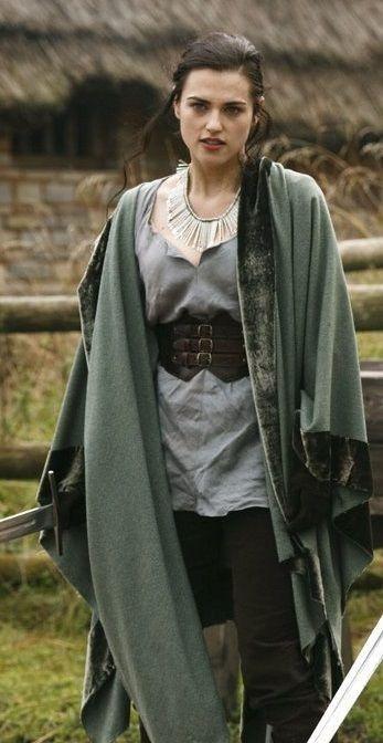 Merlin TV show Morgana
