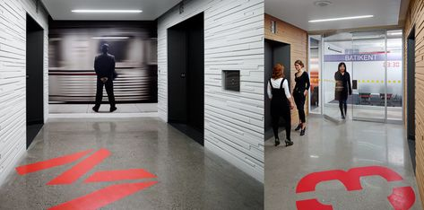 Thales Rail Signaling Solutions Offices Toronto, Ontario ...