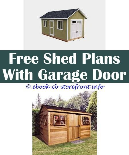 5 Confident Clever Ideas Garage Shed Building Plans Outdoor Bicycle Storage She Bicycl I 2020 Shed Plan