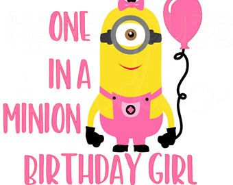 Image Result For Girl Minion With Images Minion Birthday