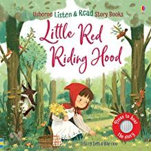 Read Book Little Red Riding Hood Listen And Learn Stories