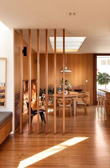 25 Wooden Screen Space Dividers For A Cozy Touch Dividers Screen Space Touch Wooden Modern Room Divider Small Room Divider Hanging Room Dividers
