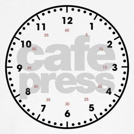 Teaching Wall Clock Ad Clock Design Cafepress Wall Ad Wall Clock Clock Teaching