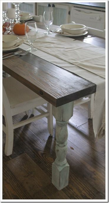 Dining Harvest Table 8 Feet By 44 Inches Fits Comfortably Find Us On Etsy Www Readoutfurniture Farmstyle Furniture Pinterest