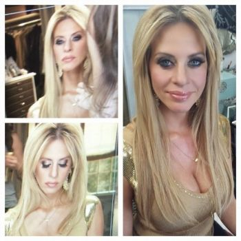 RHONJ Episode 2 After Party ~ Dina's Makeup Secrets!  Makeup by Rebekah Castaneda rvcastaneda@gmail.com Instagram: rebbypoo