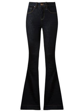 Calça Flare Caccau Jeans