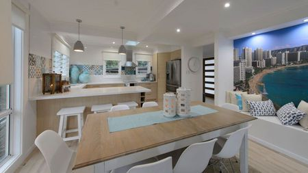 Favourite Zone Makeover On House Rules Michelle And Steves Dining Room NSW