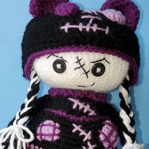 free gothic crochet patterns - slubne-suknie.info   300x300