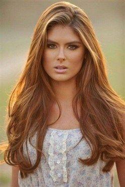 2020 إليك اجمل الوان وصور صبغات شعر للبشرة القمحية بالصور Golden Brown Hair Color Brown Hair Colors Golden Blonde Hair Color