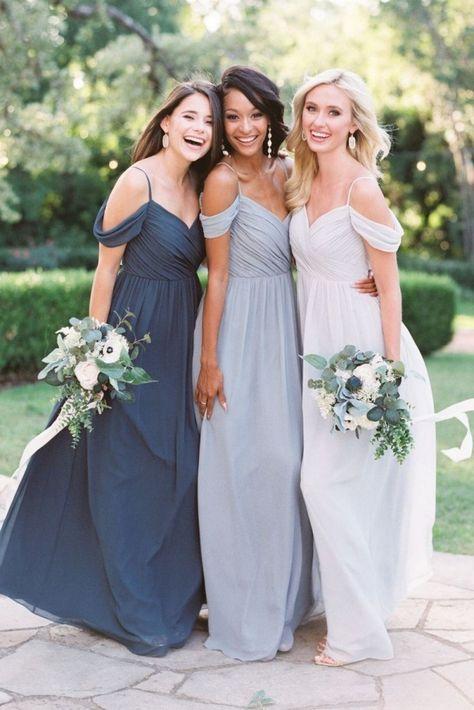 514779bd92bcb Elegant Classy Sorella Vita Bridesmaid Dresses #elegantbridesmaiddresses »  aesthetecurator.com