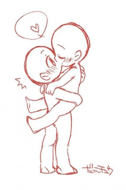 Trendy Drawing Couple Poses Ych Ideas Drawing Couple Poses Chibi Sketch Anime Poses Reference