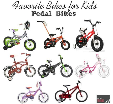 Our favorite pedal bikes Gear Girl  Best Bikes For Kids  ca34015c8637b