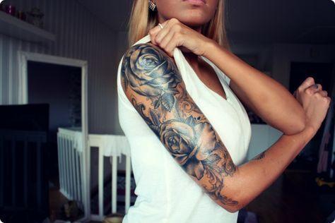 Sleevetattoos Temporarytattoodiy In 2020 Classy Tattoos Sleeve Tattoos For Women