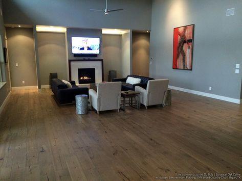 White Oak Tussah Engineered Hardwood Flooring