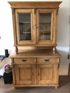 Antiek Grenen Winkelkast.Mooie Antieke Grenen Buffetkast Interior Home Decor Furniture