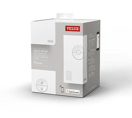 Volet Fenetre De Toit Roulant A Energie Solaire Velux Ssl Uk08 Leroy Merlin Locker Storage Velux Lockers