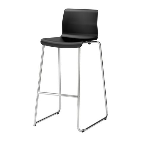 Us Furniture And Home Furnishings Tabouret De Bar Noir Table