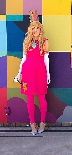 Best 25+ Peach costume ideas on Pinterest | Princess peach costume ...