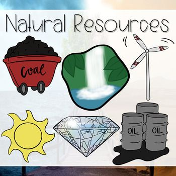 Natural Resources Clip Art Renewable And Nonrenewable Clip Art Natural Resources Images Clip Art Freebies