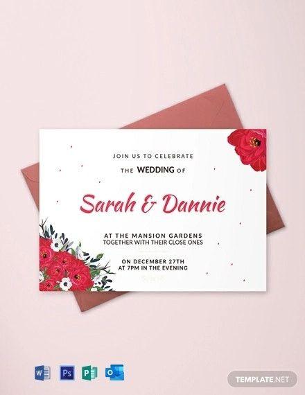 Free Invitation Card Template Wedding Invitation Samples Simple Wedding Invitation Card Free Wedding Invitation Samples