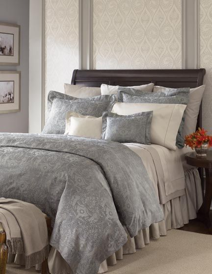 Sferra Barrett Duvet Covers And Shams Gracious Style Home Decor Bedroom Furniture Sets Home
