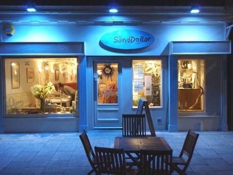 Sand Dollar Cafe And Bistro Aberdeen Decor Aberdeen