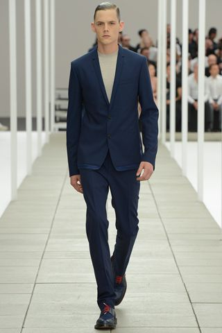 Dior Homme Spring 2013 Menswear Collection Slideshow on Style.com