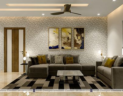 We Are The Top Interior Designers In Hyderabad We Plan To Make Your Home The Interior Designers In Hyderabad Interior Architecture Design Living Room Designs