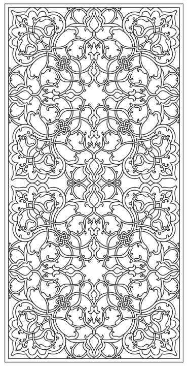 Design Patterns Tableaux Hospitality Islamic Art Pattern Pattern Art Handmade Tile Patterns